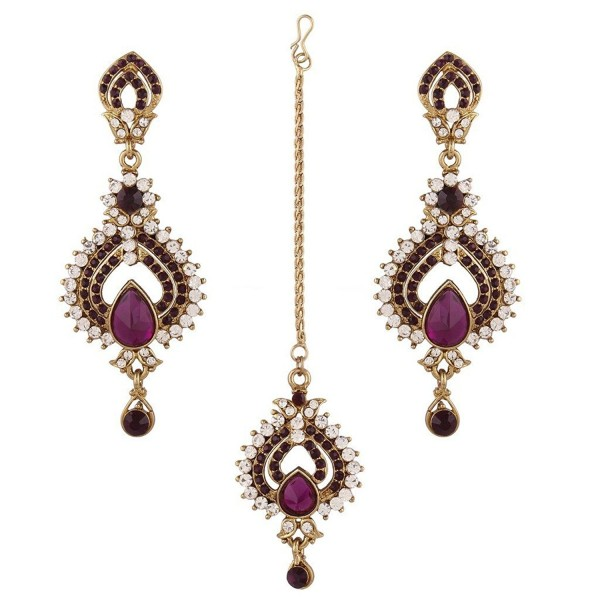 Jewels Traditional Elegantly Handcrafted Austrian - C912HB59M89