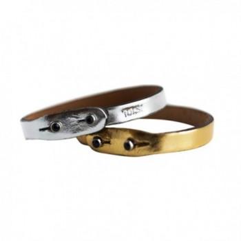 Tulsi Bracelet Swarovski Closures Handmade in Women's Wrap Bracelets