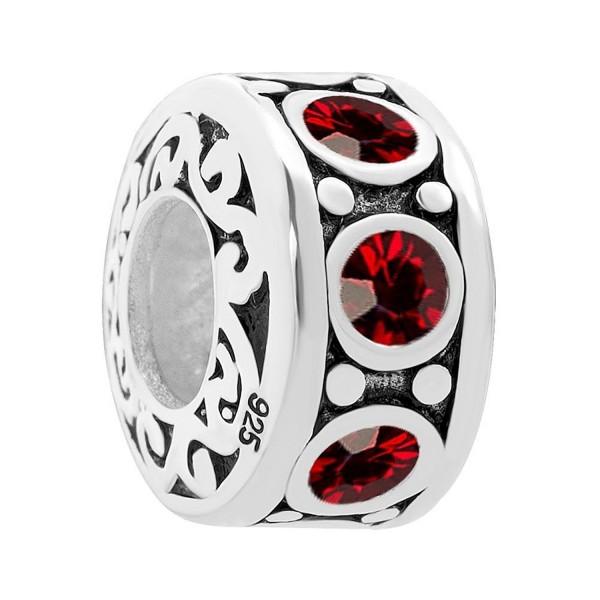 DemiJewelry 925 Sterling Silver Jan-Dec Charms Sale fit Bracelet - CH183D8UTA6