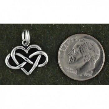 Corinna Maria Sterling Silver Infinity Forever in Women's Charms & Charm Bracelets