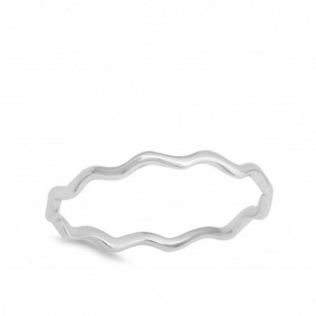 Eternity Stackable Sterling Silver RNG17036 9