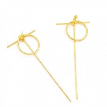 Geerier Dangle Earrings Pendant Dangling in Women's Drop & Dangle Earrings
