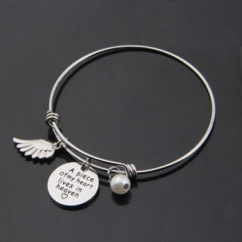 Piece Heaven Memorial Jewelry Bangle