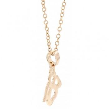 Memorial Bereavement Gift Gold Tone Jewelry in Women's Pendants
