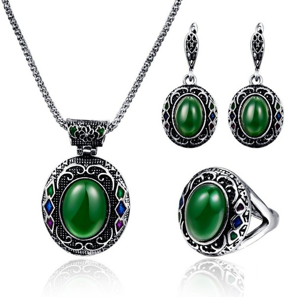 Jewelry Mothers Birthday Rhinestone Necklace - CX1873LGNQ4