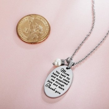 ELOI Mothers Necklace Christmas Daughter