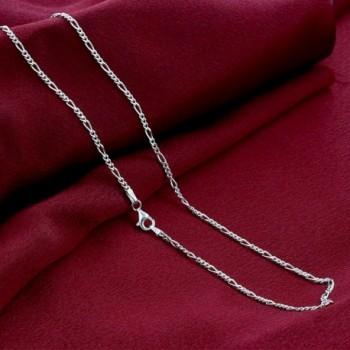 Gem Avenue Italian Sterling Necklace