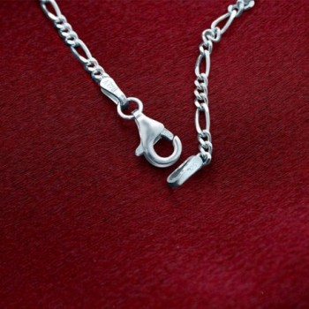 Gem Avenue Italian Sterling Necklace in Women's Chain Necklaces