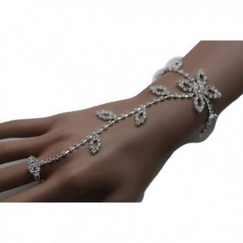 Fashion Jewelry Bracelet Flower Antique in Women's Link Bracelets