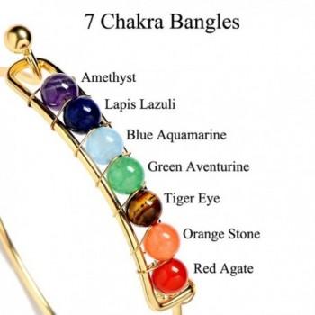 Jauxin Chakra Hand Woven Natural Bracelet