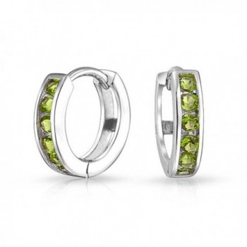 Bling Jewelry Simulated Sterling Earrings
