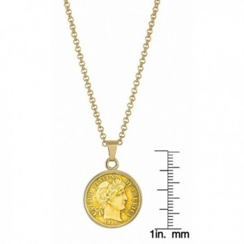 American Coin Treasures Gold Layered Goldtone