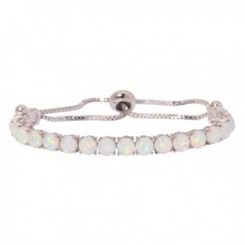 CiNily Gemstone Adjustable Bracelet OS593 - OS593 - C6184HKXLAX