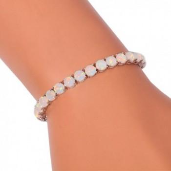CiNily Gemstone Adjustable Bracelet OS593