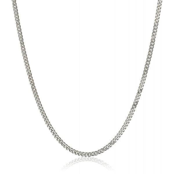 """Chamilia Sterling Silver Classic Chain Necklace-21"""" - C211CEZRLDP"""