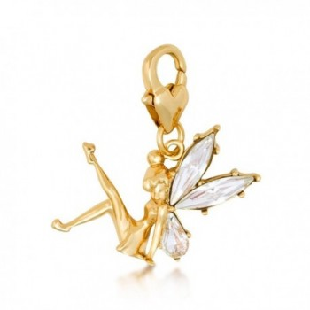 Disney Couture Tinker Bell Crystal Wings Charm - CP11Q7JT4KR