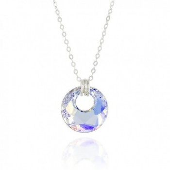 Original Swarovski Sterling Necklace Extender in Women's Pendants
