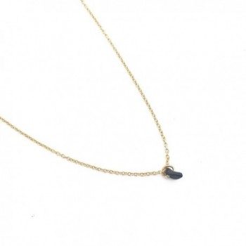 HONEYCAT Crystal Necklace Minimalist Delicate