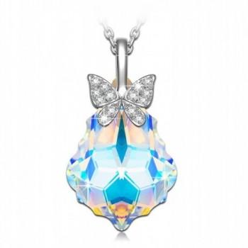 Butterfly NINASUN Swarovski Anniversary Girlfriend - CI17YZLWYR9