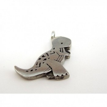 Mark Poulin Necklace Tyrannosaurus Dinosaur in Women's Pendants