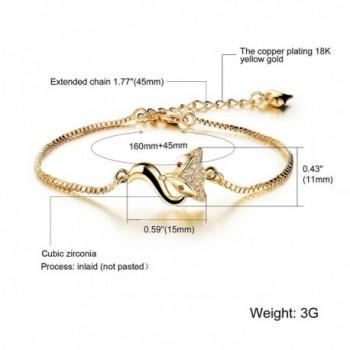 Titanium Steel Lucky Bracelet Women in Women's Cuff Bracelets