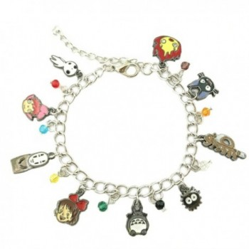Studio Ghibli Bracelet Outlander Gear in Women's Charms & Charm Bracelets