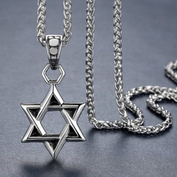 Stainless Religious Pendant Necklace aap119