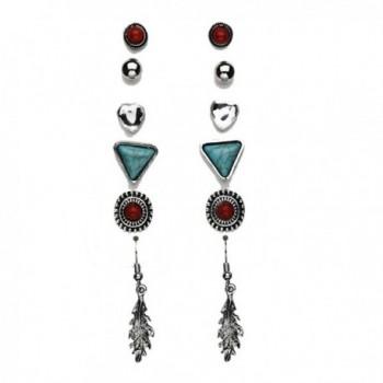 Monily CZ Layer Bracelet Elegant Crystal Wedding Bracelet for Women Valentine's Day Gifts - Hoop Earring - CE184WMQRHH