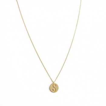 HONEYCAT Necklace Minimalist Delicate Jewelry - Gold - C91208VFT6R