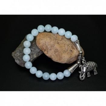Falari Elephant Natural Bracelet B2448 AJ