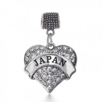 Inspired Silver Bracelets Compatible Chamilia - CG124RFIFKH