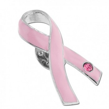 PinMarts Breast Cancer Awareness Rhinestone