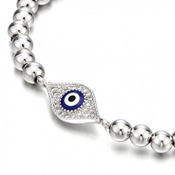 Beads Bracelet Women Zirconia Protection