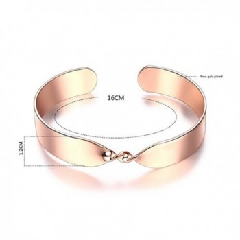 Fashion Plated Twisted Gorgeous Bracelet
