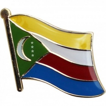 Comoros - National Lapel Pin - C8111FPI76Z