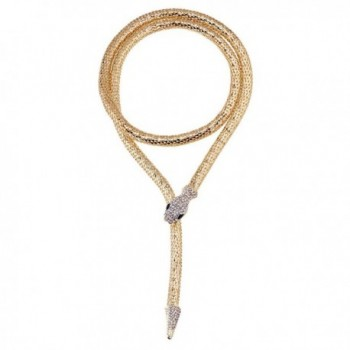 Flexible Bendable Necklace Magnetic Egyptian - Gold - CK1868MHOSU