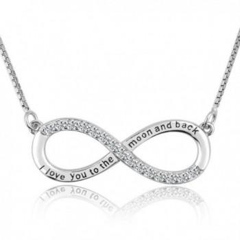 Valentines CharmSStory Infinity Sterling Girlfriend - C9185W6INXT