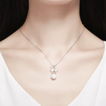 BAMOER Sterling Necklace Pendant Perfect