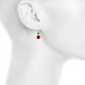 Lux Accessories Silvertone Christmas Holiday