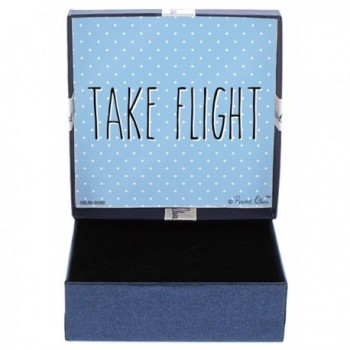 Gift Graduation Inspirational Airplane Jewelry