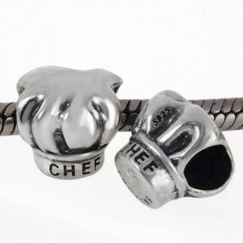 Choruslove Cooking Sterling European Bracelet in Women's Charms & Charm Bracelets