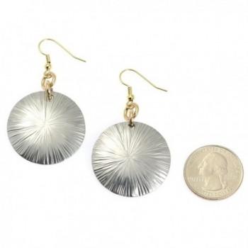 Aluminum Earrings John Brana Jewelry