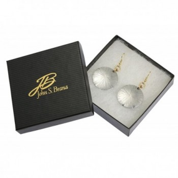 Aluminum Earrings John Brana Jewelry in Women's Drop & Dangle Earrings