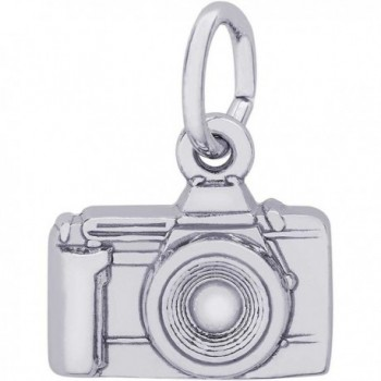 Rembrandt Charms Camera Charm - CX111GJPGOL