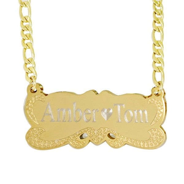 9dc6f85e9 Any Personalized Gold Name Necklace Mother Daughter Necklace- Gifts for Mom  Birthday Necklace for Chirsmas gift - CK184QRCGW3