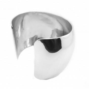 Polished Bracelet Stainless Steel Thaipradub