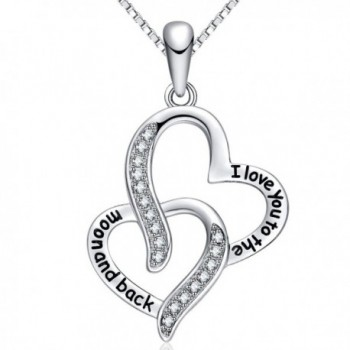 Valentines ZLDZ Necklace Jewelry Girlfriend - C1186LIK6CD