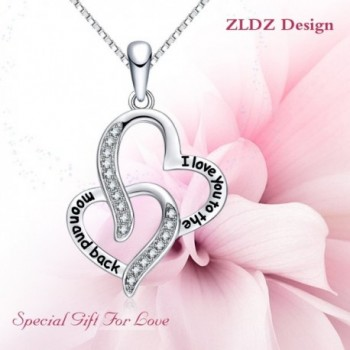 Valentines ZLDZ Necklace Jewelry Girlfriend