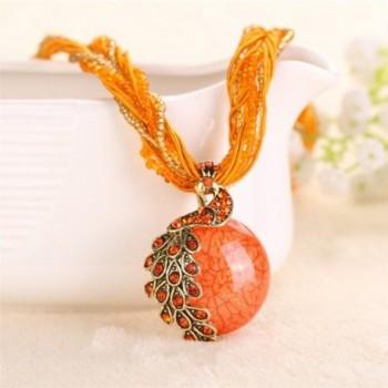 BOLY Vintage Bohemian Phoenix Necklace in Women's Pendants