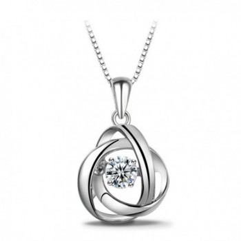 T400 Jewelers Sterling Swarovski Zirconia - C012O125737